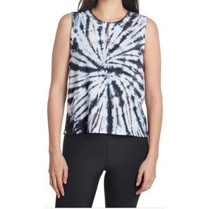 SA GE | Women's Sleeveless Tye dyed  Tee